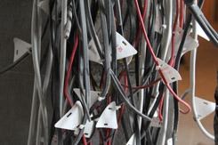 силовые кабели и провода